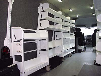 Van Parts and Accessories