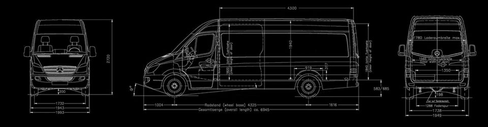 Custom Van Design