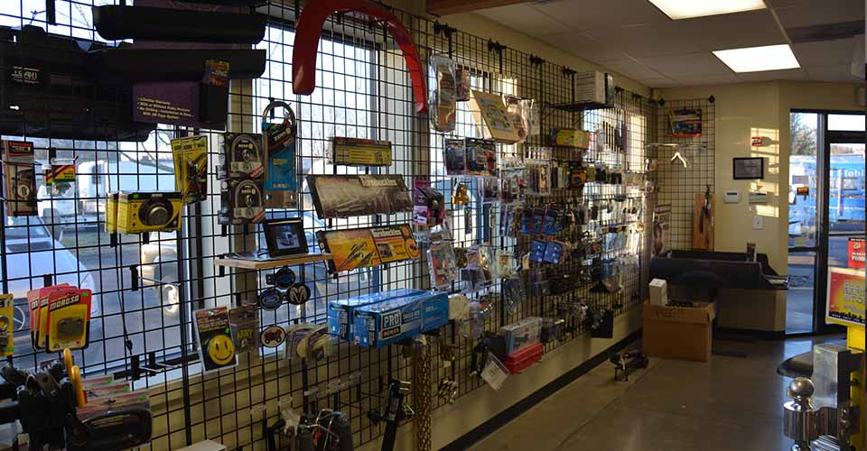 Van Parts and Accessories