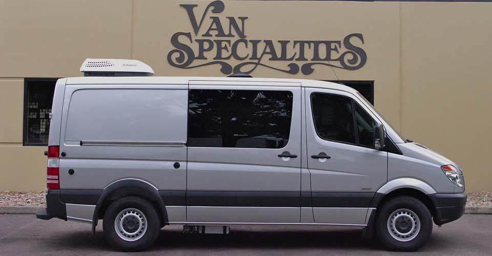 Sprinter Van Conversions | Van Specialties