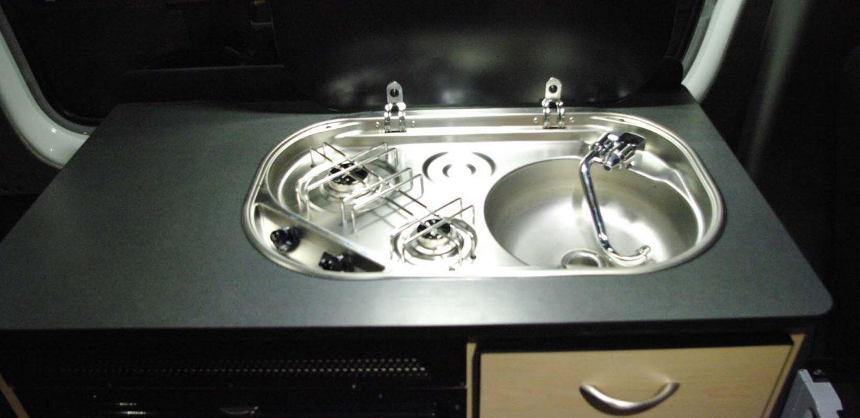 Charmant Sink Stove Combo
