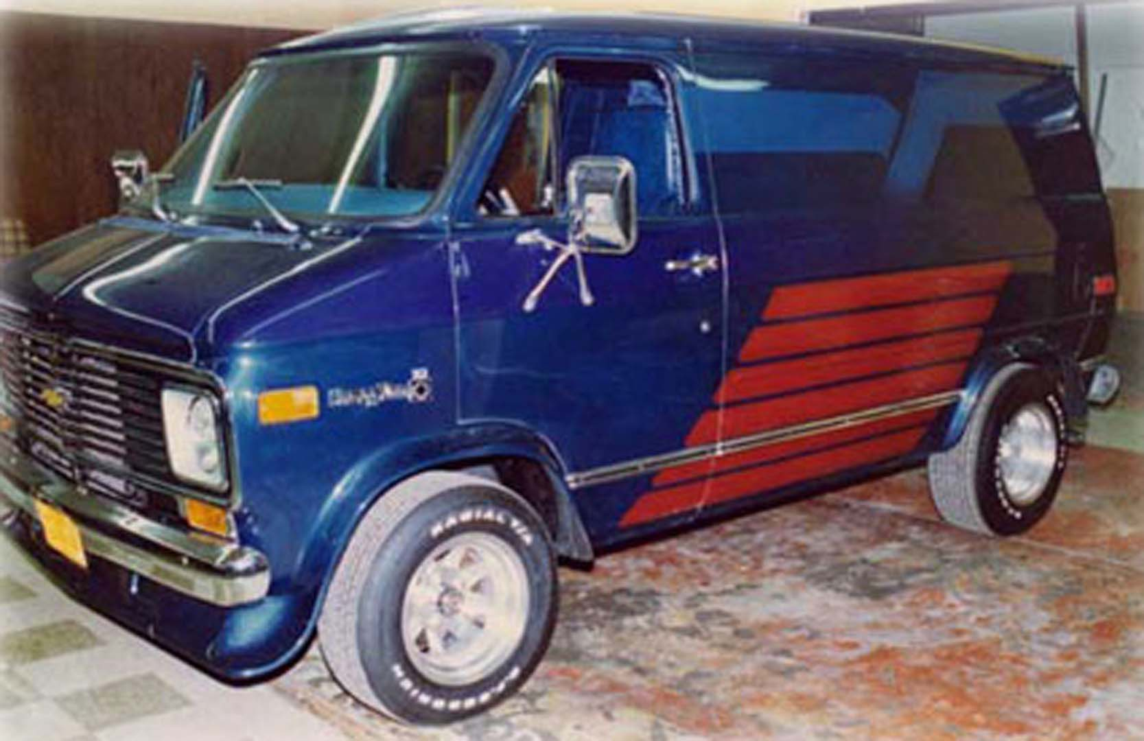 Chevy Shorty | Van Specialties