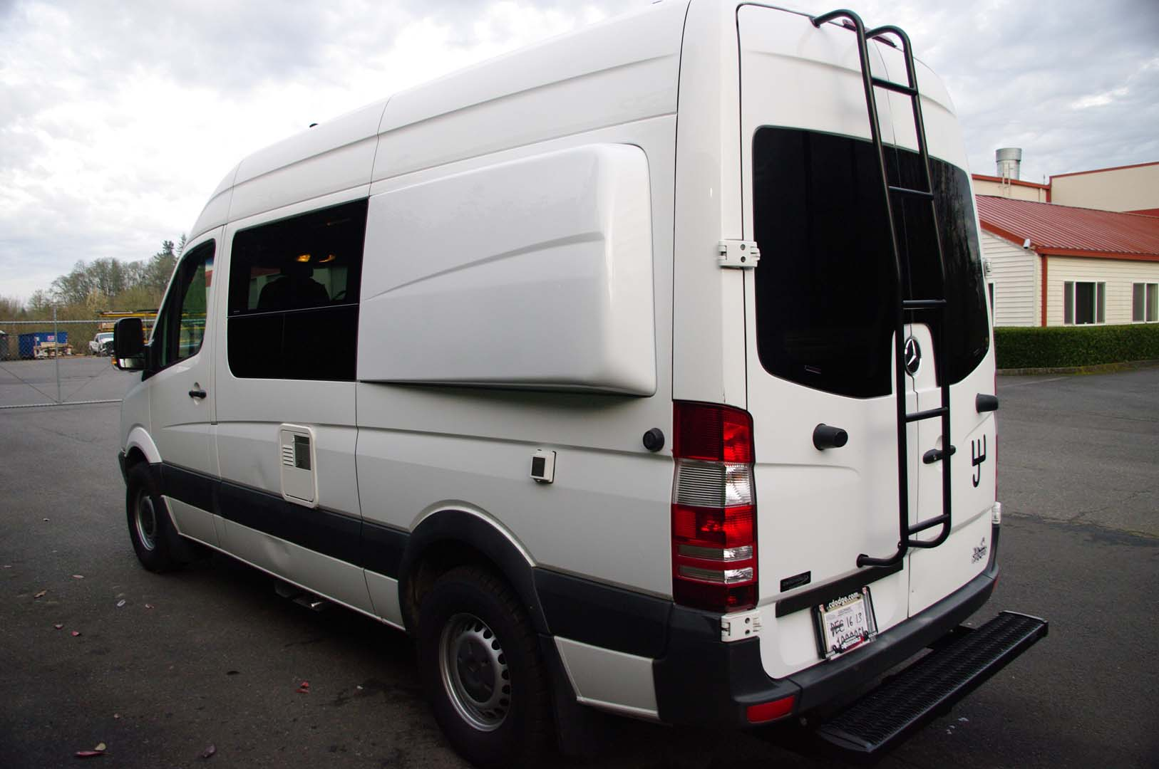 Van Options | Van Specialties
