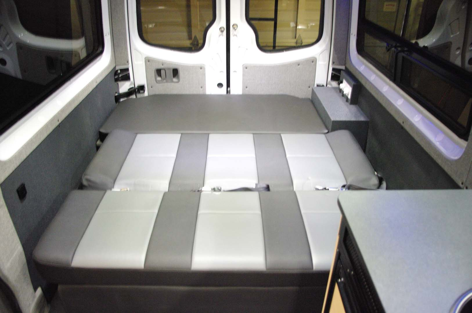 2nd And 3rd Row Side Windows Page 2 Mercedes Benz Metris Forum Electric Fan Install Diy W Photos 3 Mercedesbenz Here Is Another Photo With The Seat Folded Down Matched Platform Behind It Again Not A