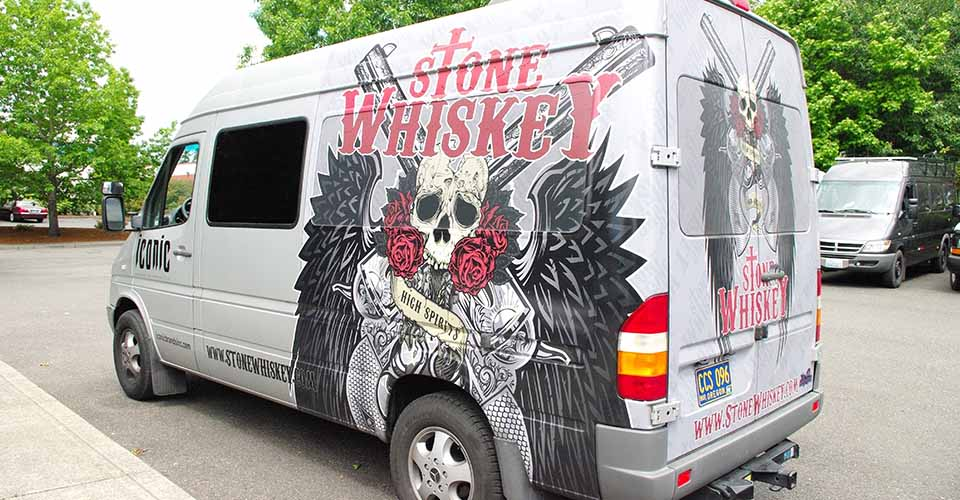 Professional Van Graphics