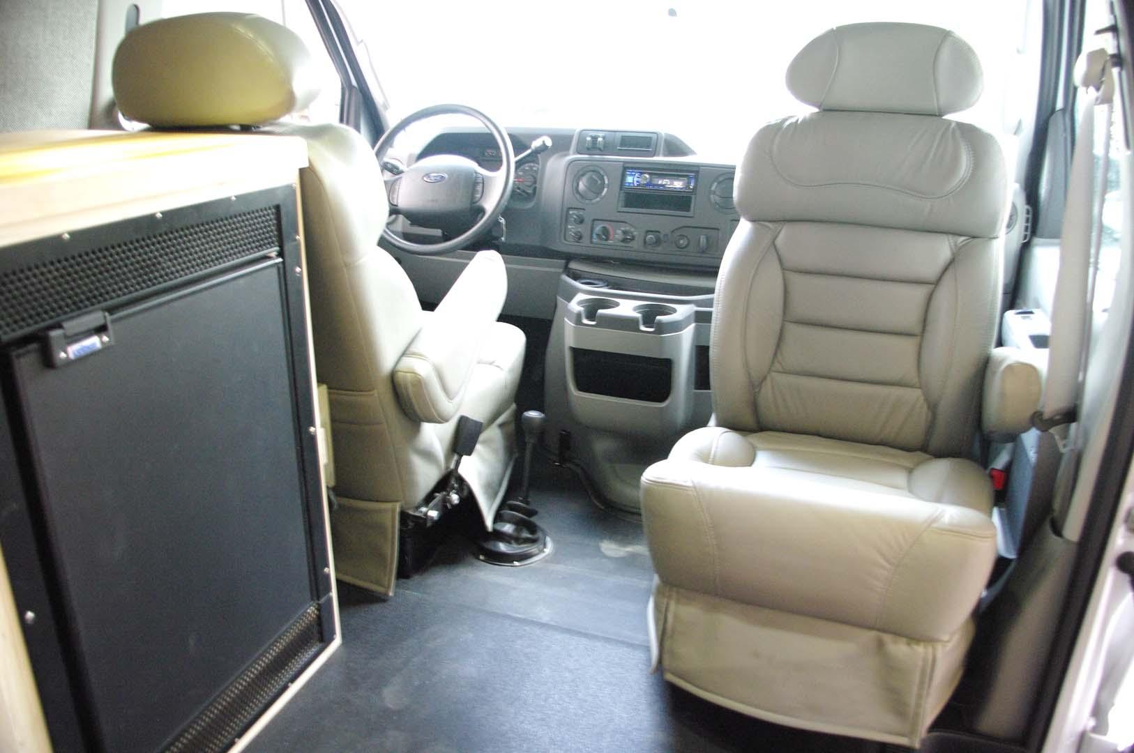 Mobile Man Cave Van Specialties