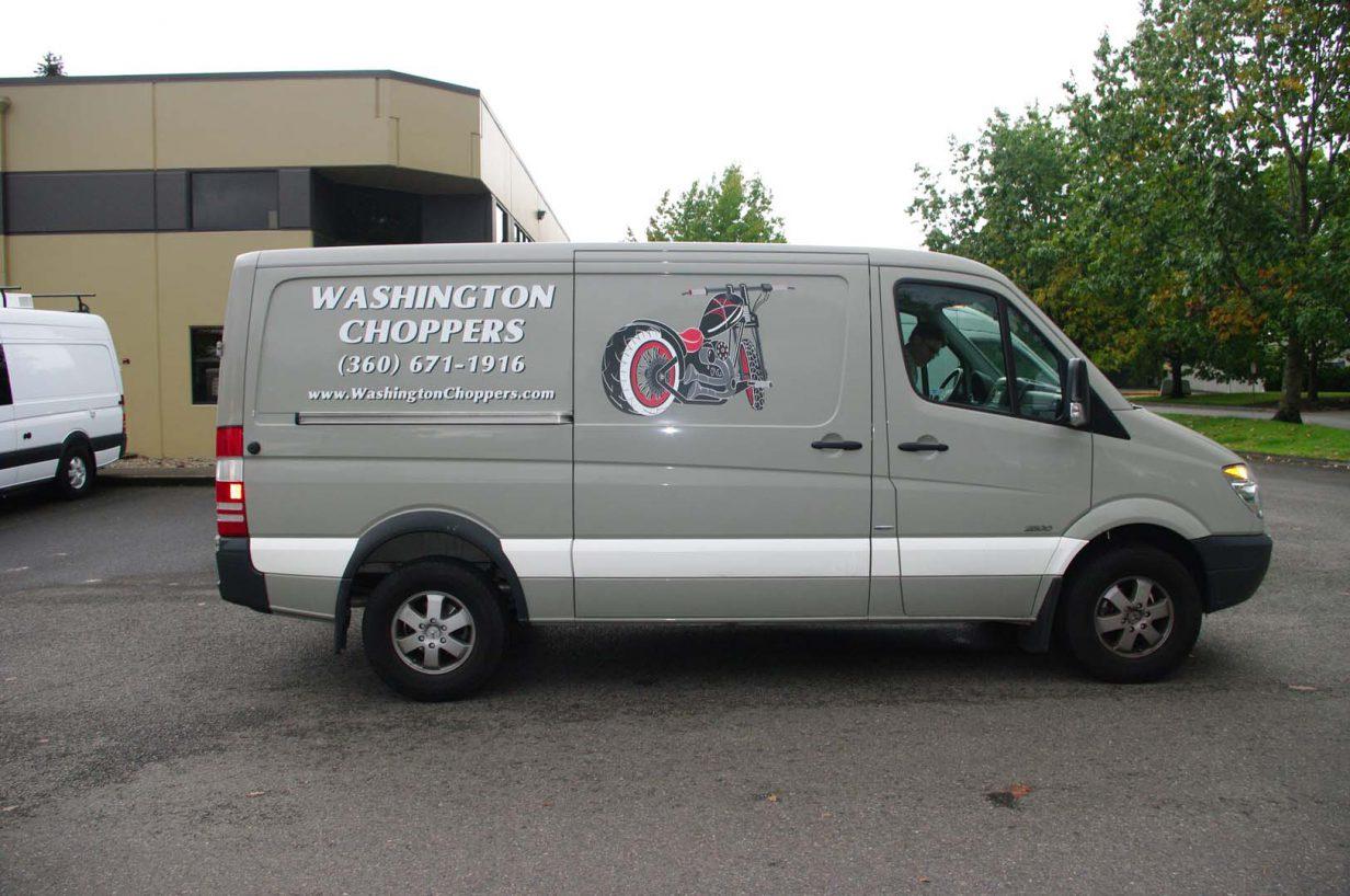 Washington Choppers  (8)