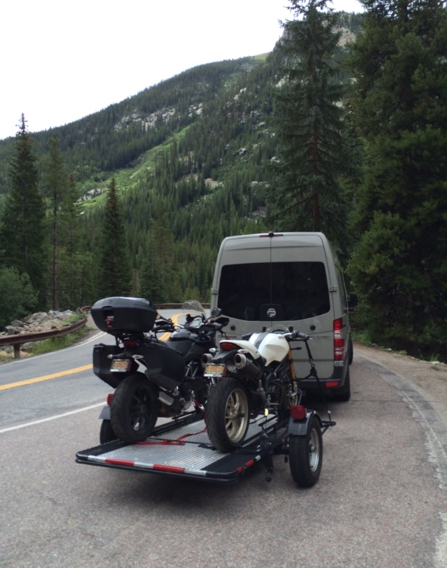 Independence Pass, CO