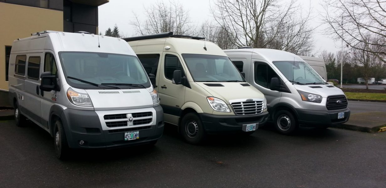 Promaster Sprinter And Transit Customization