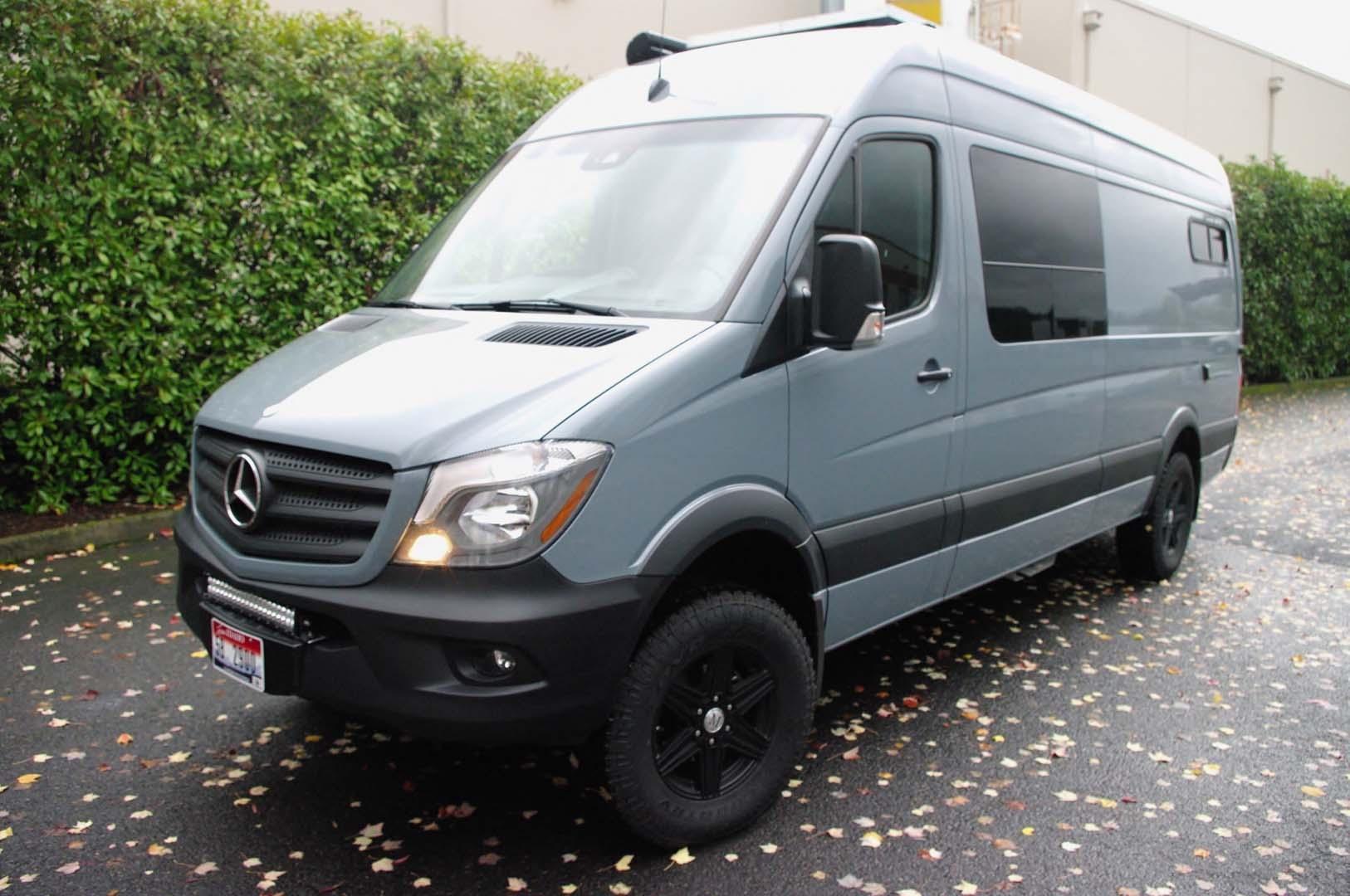 Big Surprise Van Specialties