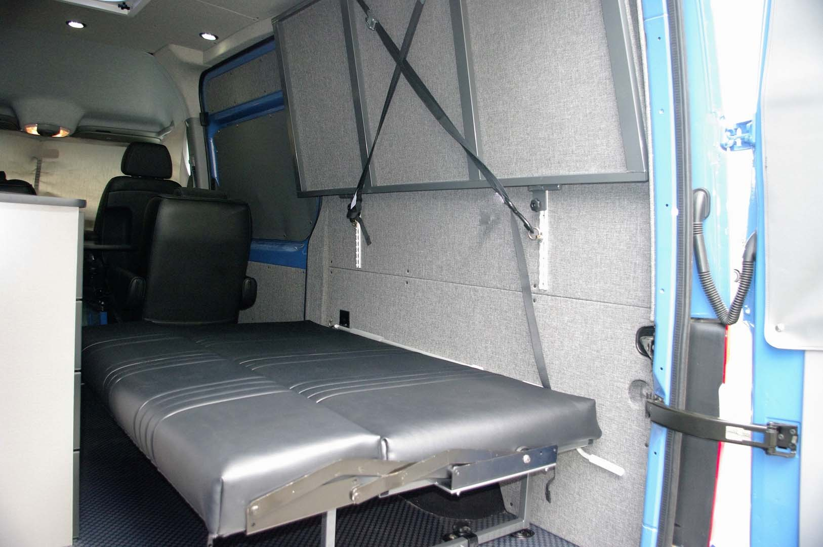 Baby Blue Van Specialties