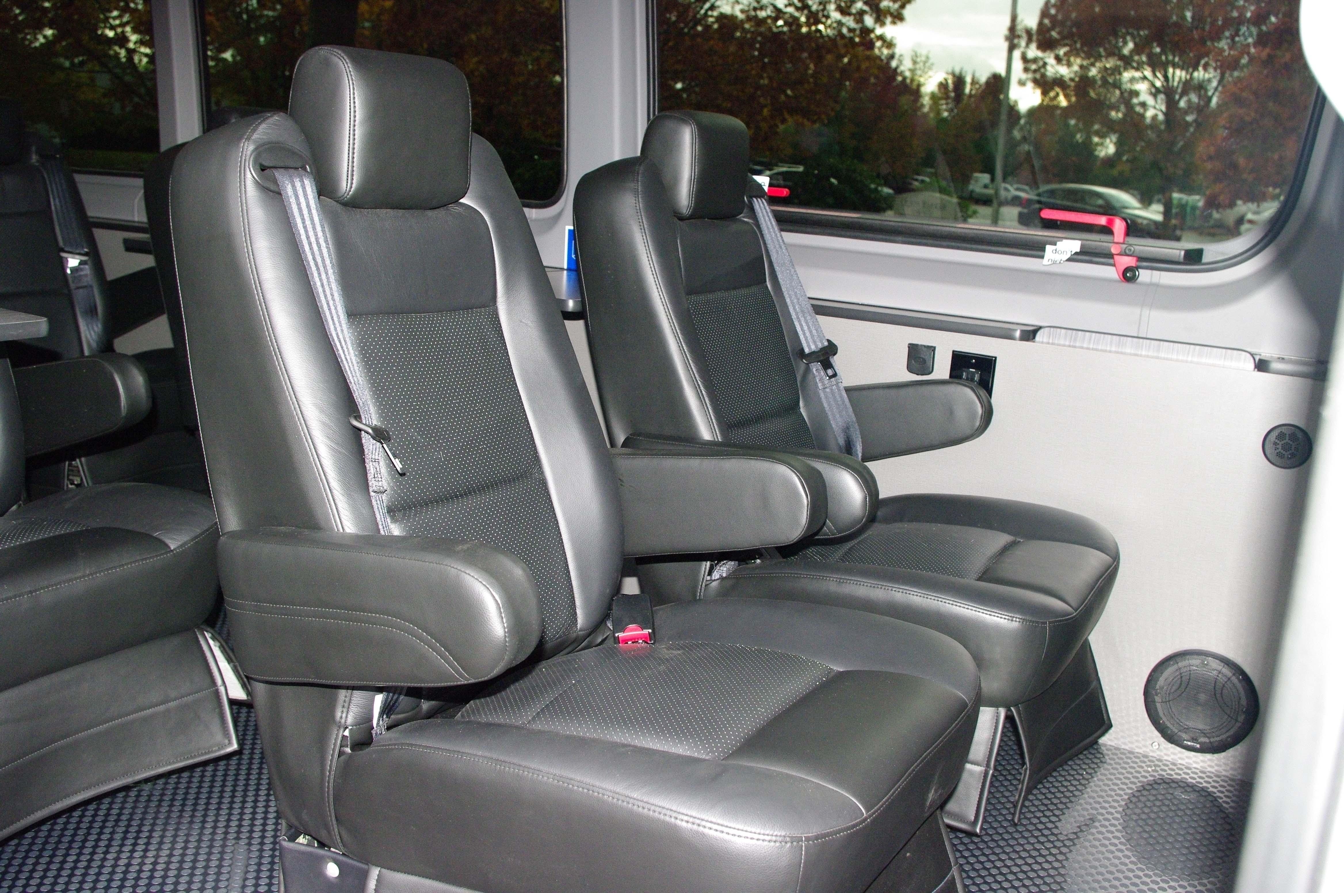 Oem Passenger Bench Seat Van Specialties