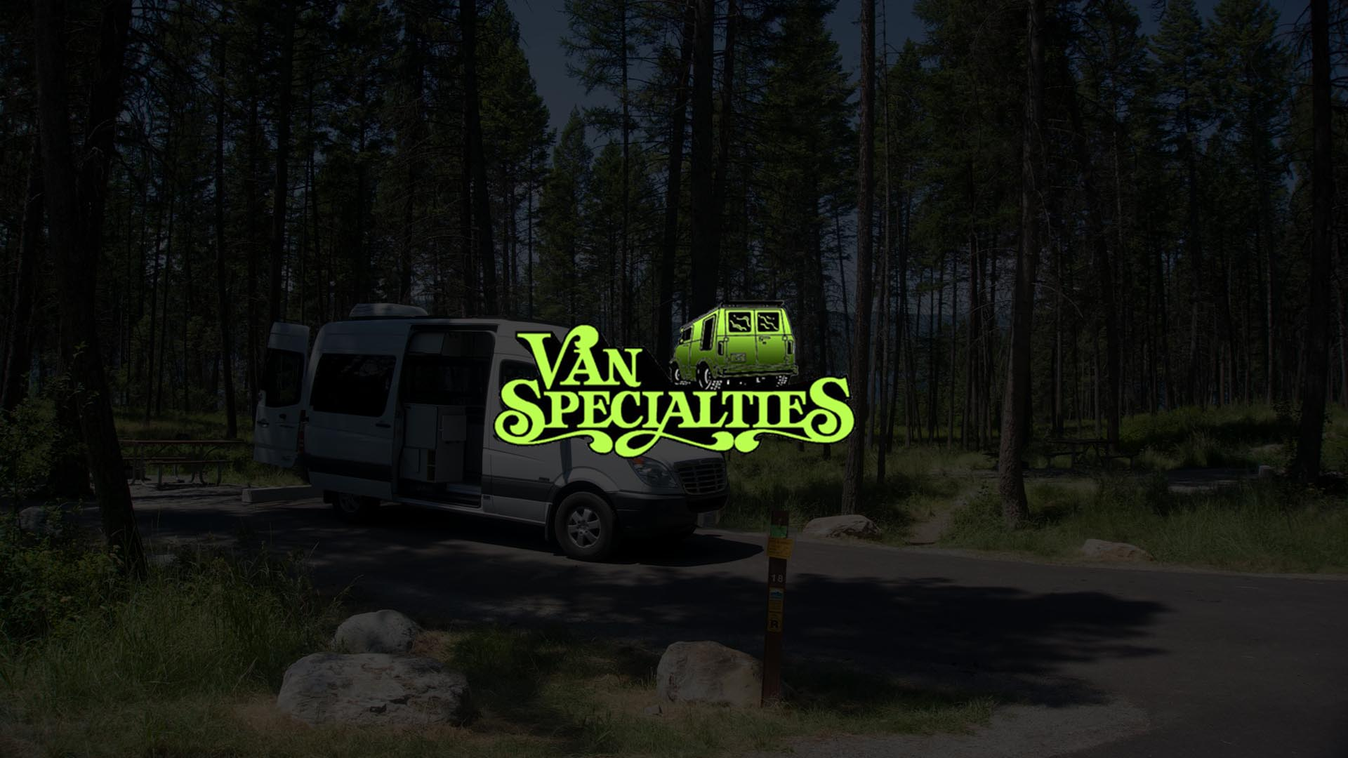 Custom Van Conversions Portland Oregon | Van Specialties